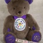 Meet the Clayton Bear
